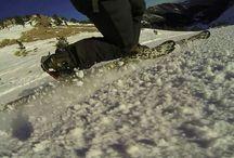 telemark skiing / Telemark&snow