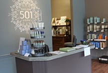 501 Salon & Spa: Our Space / Come check out our salon and spa space at 501 Fairfield Ave. in Bellevue Kentucky.  You can also check us out at 501salon.com