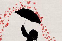 paraplyar