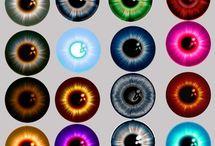 Глаза/ eyes