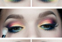 All dolled up (makeup) / Makeup inspiration, references, and tutorials