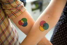 Tattoo couple.
