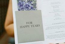 Wedding {for happy tears}