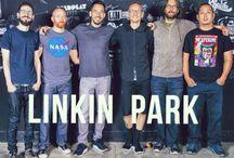 Linkin Park / Fotos da banda Linkin Park