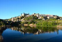 Ciudad de Toledo. / Arquitectura de Toledo.