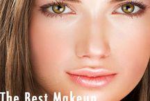 eye make up for hazel or green eyes