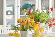 Easter flowers / Easter flowers