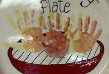 Babies plate