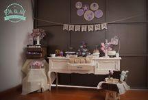 Nuestras creaciones: Fiestas Infantiles / Una Candy & Snack bar tiene la función de deleitar a tus invitados con deliciosos recuerdos de tu evento... Nunca lo olvidarán!
