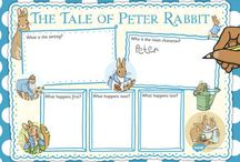 Peter rabbit board