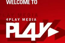 4playmediaZA / 4Play Media is a young, vibrant company specializing in events management and marketing, promotions, brand activations and social media.