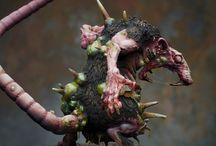 plague bearer concept