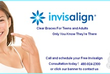 Invisalign Clear Braces Mesa AZ  / The Robison Dental Group offers a complimentary invisalign clear aligners consultation. Please call 480-924-2300 to schedule an appointment today!