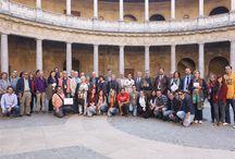 Jornadas / Jornadas que se realizan en la programación de la Escuela de la Alhambra