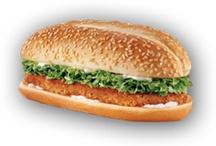 BK® Delivers | Chicken & Fish