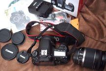 Foto cameras and accessories