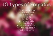 empath/ highy sensitive person