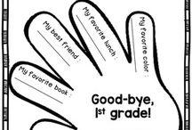 1st / last day school