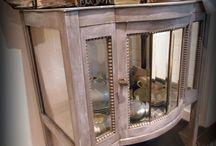 brocante en barok ideen / accesoires en meubelen