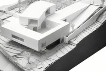 Architecture: models / Examples of the best architectural models.