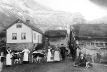Old photos from Norway