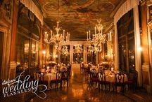 Masquerade wedding in Venice