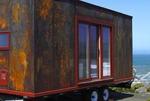 tiny homes / by DiAnne Casperson