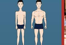 Male Ectomorph (Thin Build) Cheats