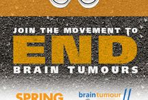 The Movement to End Brain Tumours / With your support, we can reach it, we can beat it and we can be one step closer to ending brain tumours.