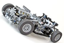 Car Chassis and  Suspension