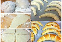 Kenyerek, péksütemények