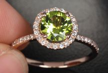 Jewellery - Peridot