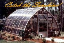 Gothic Arch Greenhouses / The eye-catching design of the Gothic Arch Greenhouse compliments all architectural styles