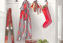 CHRISTMAS STOCKINGS / by Marie Atwood