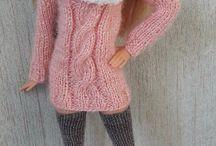 barbie oblecky
