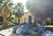 Our Home Tour - Desert / A tour of our home renovation / extreme makeover in Palm Desert, CA.