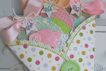 Tags, Tags, & Paper Projects! / Tags on Etsy / by Gayle Montayo
