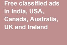 Free Classified Ads In India / Clickepage is free online classified ads posting website in india.No matter which part of country you are.so come on browse our latest post and shaing your daily basiss requirments. For more please visit http://www.clickepage.com/