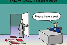 Job Humor / Job searching doesn't have to be so blah. Liven up the job hunt with some humor