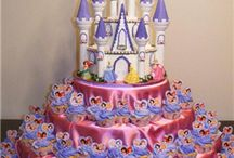 "Cakes ""kids"" / by Sally Daniels"