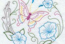 Kirjonta perhosia