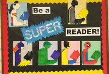 Library Bulletin Boards & Displays