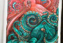 Irina Vinnik's Coloring Books