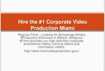 Corporate Video Production Miami