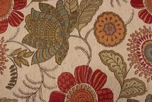 Textiles / We have hundreds of textiles to choose from in our store! Browse through some! :)