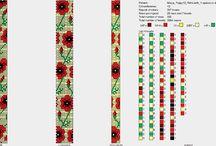 Bead crochet schema 9-12