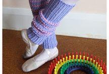 knitting / by Nina Banks