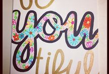 Gifts / Quotes and projects to make others gifts  / by Katelyn Hersh