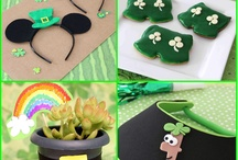 Celebrating St. Patrick's Day / Ideas for crafts, good food, and St. Patty's Day fun with a Disney twist!