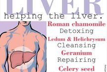 Fatty Liver Remedies with Young Living